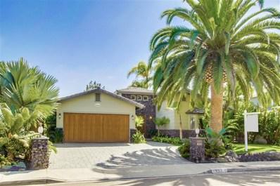 663 Dell Street, Solana Beach, CA 92075 - MLS#: 180053473