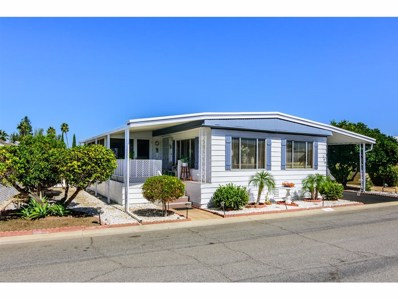 200 N El Camino Real UNIT 283, Oceanside, CA 92058 - MLS#: 180053519