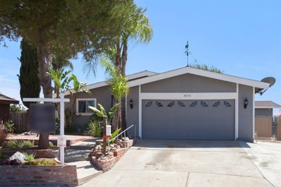 8375 Dube Ct, Santee, CA 92071 - MLS#: 180053538