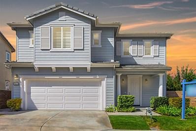 3621 Lake Shore Road, Fallbrook, CA 92028 - MLS#: 180053560
