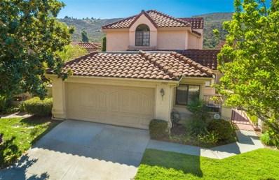 29102 Laurel Valley, Vista, CA 92084 - MLS#: 180053589