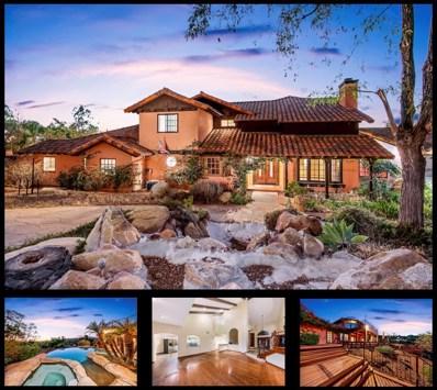 9802 Quail Canyon Rd, El Cajon, CA 92021 - MLS#: 180053599