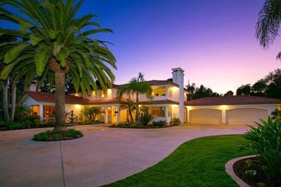 660 Lucylle Lane, Encinitas, CA 92024 - MLS#: 180053623