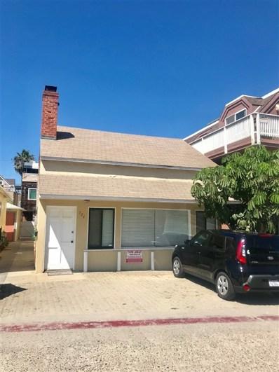 724-726 Santa Clara Place, San Diego, CA 92109 - MLS#: 180053677