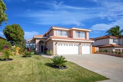 5114 Via Malaguena, Oceanside, CA 92057 - MLS#: 180053702