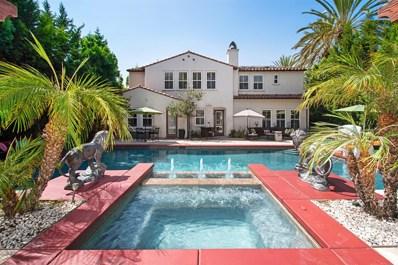 14645 Arroyo Hondo, San Diego, CA 92127 - MLS#: 180053715