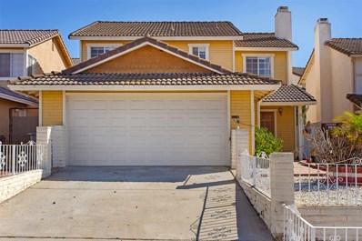 2123 N N Mammoth Pl, Escondido, CA 92029 - MLS#: 180053719