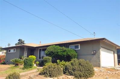 5439 Cervantes Ave, San Diego, CA 92114 - MLS#: 180053735