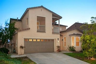 362 Plaza Paraiso, Chula Vista, CA 91914 - MLS#: 180053809