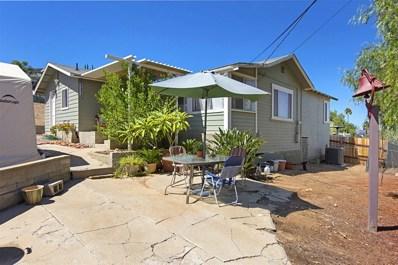 8664 Winter Gardens Blvd, Lakeside, CA 92040 - MLS#: 180053850