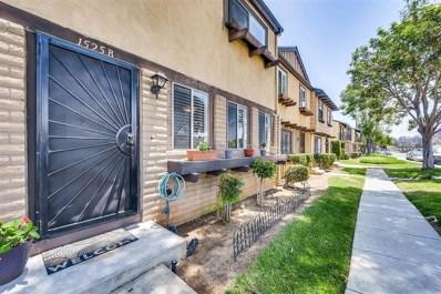1525 Monterey Park Dr UNIT B, San Ysidro, CA 92173 - MLS#: 180053935