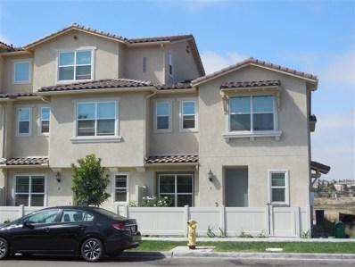 1435 Santa Diana Rd UNIT 9, Chula Vista, CA 91913 - MLS#: 180053989