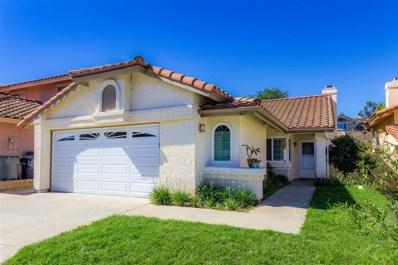 617 Mustang Glen, Escondido, CA 92027 - MLS#: 180054006