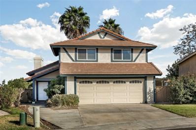 1907 Elm Ridge Dr, Vista, CA 92081 - MLS#: 180054016