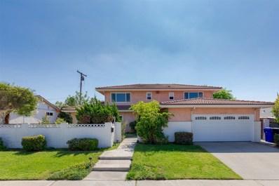 5117 Remington Rd, San Diego, CA 92115 - MLS#: 180054058