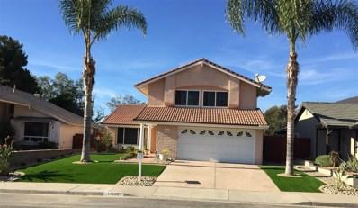 14066 Paseo Cevera, San Diego, CA 92129 - MLS#: 180054069