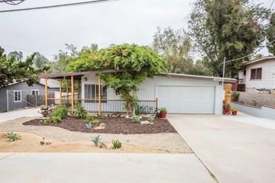 4020 Calavo Dr, La Mesa, CA 91941 - MLS#: 180054073
