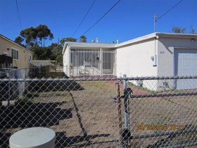 3918 Hilltop Dr, San Diego, CA 92102 - MLS#: 180054081