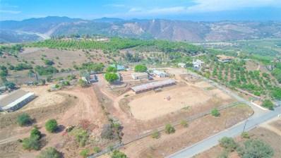 31755 Rancho Amigos Road, Bonsall, CA 92003 - MLS#: 180054084