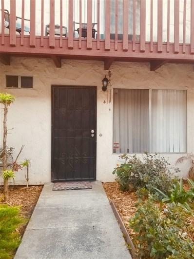 888 Cherrywood Way UNIT 4, El Cajon, CA 92021 - #: 180054102