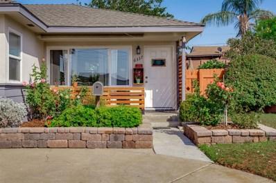 6337 49th Street, San Diego, CA 92120 - MLS#: 180054115
