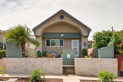 4669 Long Branch Avenue, San Diego, CA 92107 - MLS#: 180054117