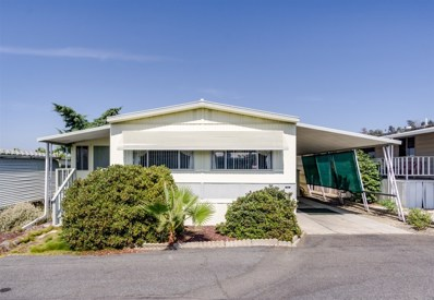 718 Sycamore Ave. UNIT 66, Vista, CA 92083 - MLS#: 180054122