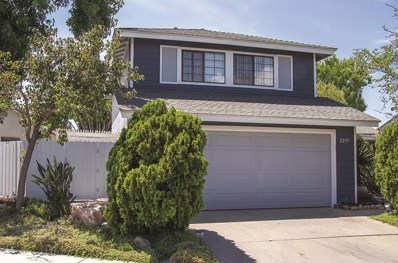 2235 Cottage Way, Vista, CA 92081 - MLS#: 180054133