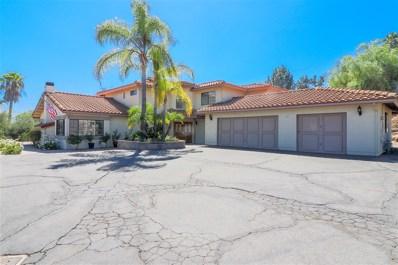 845 Leah Lane, Escondido, CA 92029 - MLS#: 180054143