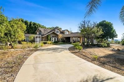 10461 Quail Canyon Rd, El Cajon, CA 92021 - MLS#: 180054178