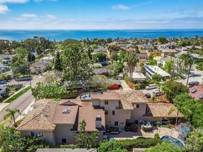 838 Forward Street, La Jolla, CA 92037 - MLS#: 180054192