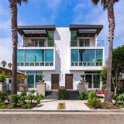 311 S Myers St UNIT #1, Oceanside, CA 92054 - MLS#: 180054313