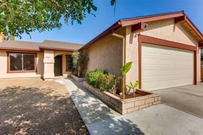 1266 Pearl Avenue, Escondido, CA 92027 - MLS#: 180054335