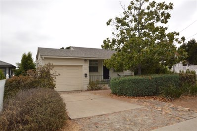 7211 Amherst St, La Mesa, CA 91942 - MLS#: 180054340