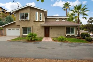 102 N Westwind Dr, El Cajon, CA 92020 - MLS#: 180054354