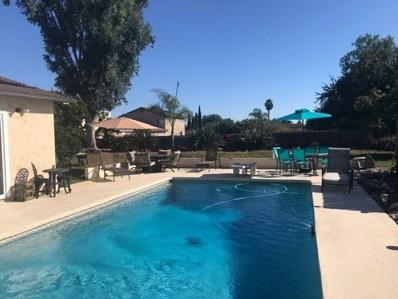 625 Siggson Court, Escondido, CA 92026 - MLS#: 180054406