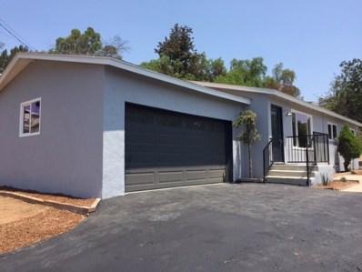 8915 Rocket Ridge Rd, Lakeside, CA 92040 - MLS#: 180054411