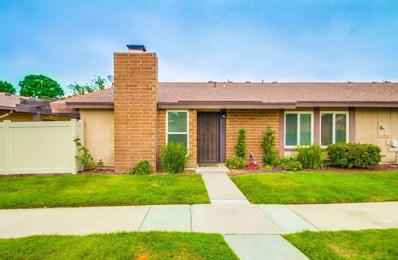 3433 Orchard Way, Oceanside, CA 92058 - MLS#: 180054444