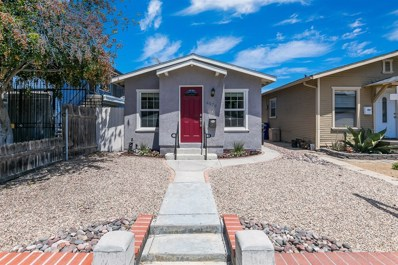 4579 36th St, San Diego, CA 92116 - MLS#: 180054448