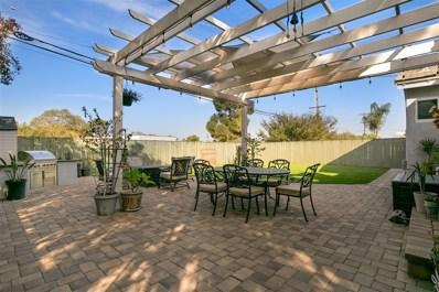 6546 Zena Dr, San Diego, CA 92115 - MLS#: 180054464