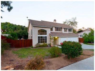 2088 Vintage Pl, Escondido, CA 92027 - MLS#: 180054473