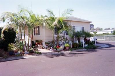 1010 E Bobier Drive UNIT 87, Vista, CA 92084 - MLS#: 180054566