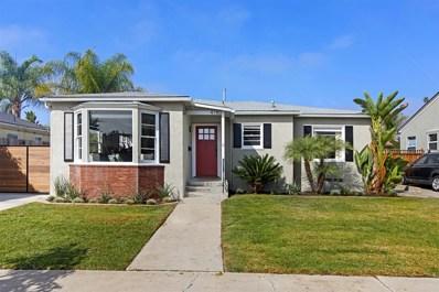 4780 49th St., San Diego, CA 92115 - MLS#: 180054623