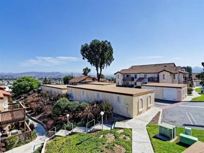 874 S Rancho Santa Fe Rd. UNIT E, San Marcos, CA 92078 - MLS#: 180054630