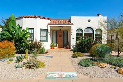 4517 Copeland, San Diego, CA 92116 - MLS#: 180054675