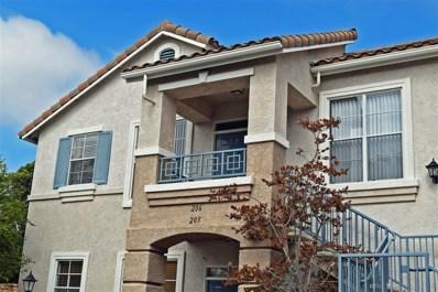 3565 Caminito El Rincon UNIT 206, San Diego, CA 92130 - MLS#: 180054699