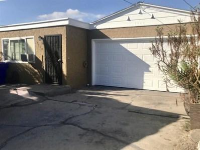 4060 C St., San Diego, CA 92102 - MLS#: 180054705