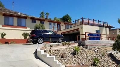 1122 Dawnridge Ave, El Cajon, CA 92021 - MLS#: 180054706
