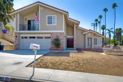 202 Hawthorne Cir, Vista, CA 92083 - MLS#: 180054719