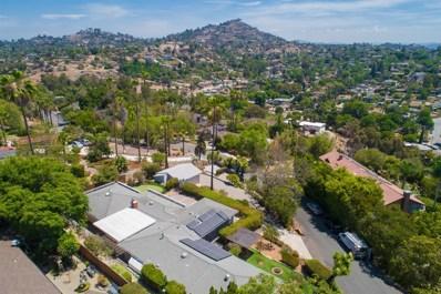 4200 Woodland Dr, La Mesa, CA 91941 - MLS#: 180054720